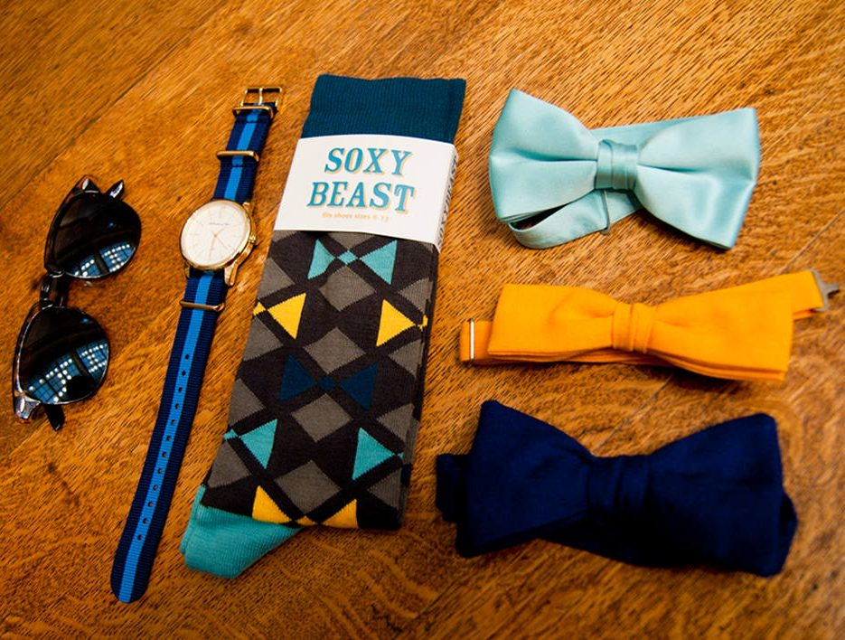 Soxy Beast - The Business Style Socks